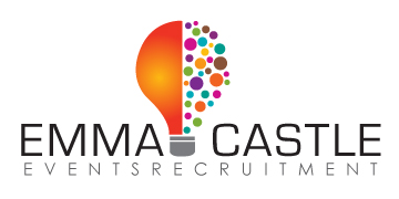 Emma Castle Events Recruitment logo