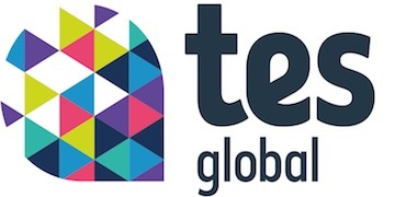 Tes Global / THE logo