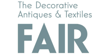 The Decorative Antiques and Textiles Fair logo