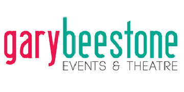 Gary Beestone Events & Theatre logo
