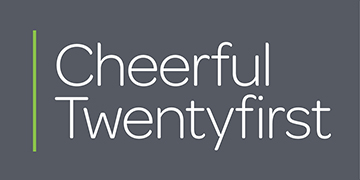 Cheerful Twentyfirst logo
